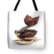Dried Pieces Of Vegetables.  Tote Bag