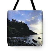 Dunluce Castle, Co Antrim, Ireland Tote Bag