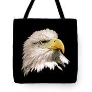 Eagle Profile Front Tote Bag