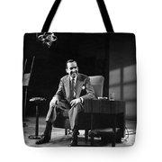 Edward R. Murrow Tote Bag