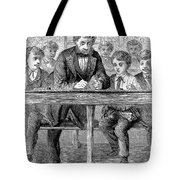 Elementary School Tote Bag
