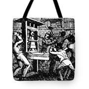 Elijah Parish Lovejoy Tote Bag