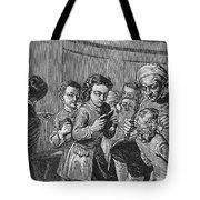 English Elementary School Tote Bag