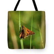 European Skipper  Tote Bag