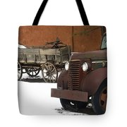 Even Older Tote Bag