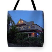 Evening On The Indian River Lagoon Tote Bag
