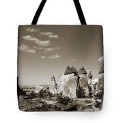 Fairy Chimney In Goreme Tote Bag