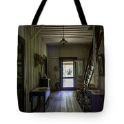 Farmhouse Entry Hall And Stairs Tote Bag