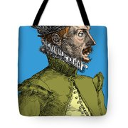 Felix Plater, Swiss Physician Tote Bag by Science Source