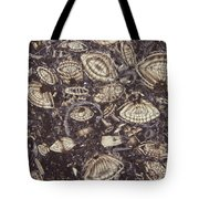 Foraminiferous Limestone Lm Tote Bag by M. I. Walker