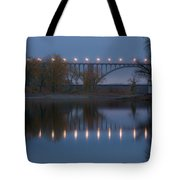 Ford Parkway Bridge Tote Bag