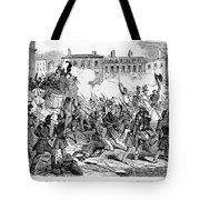 France: Revolution, 1848 Tote Bag