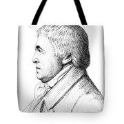 Franz Mesmer, German Physician Tote Bag