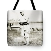 Fred Snodgrass (1887-1974) Tote Bag