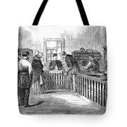 Freedmens Bureau, 1866 Tote Bag