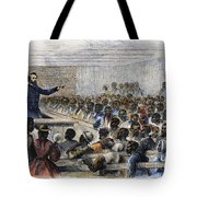 Freedmens Village, 1866 Tote Bag