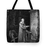 Galileo Galilei (1564-1642) Tote Bag by Granger