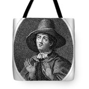 George Fox (1624-1691) Tote Bag by Granger