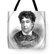 George Sand (1804-1876) Tote Bag by Granger