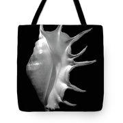 Giant Spider Conch Seashell Lambis Truncata Tote Bag