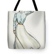 Gibson Girl, 1899 Tote Bag