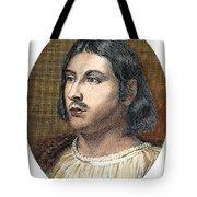 Giovanni Boccaccio Tote Bag