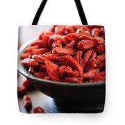 Goji Berries Tote Bag
