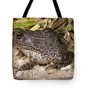 Gopher Frog Tote Bag