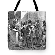 Great Britain: Parliament Tote Bag