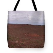 Guanapay Castle At Tequise Tote Bag