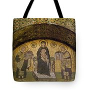Hagia Sophia: Mosaic Tote Bag