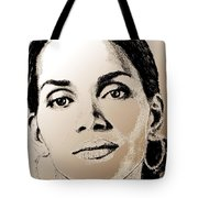 Halle Berry In 2008 Tote Bag by J McCombie