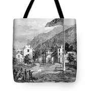 Harpers Ferry Insurrection, 1859 Tote Bag