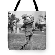 Harry Vardon (1870-1937) Tote Bag