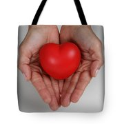 Heart Disease Prevention Tote Bag