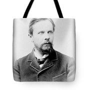 Henry James, American-born British Tote Bag