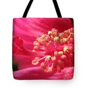 Hibiscus Named Luna Rose Tote Bag