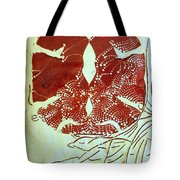Holy Trinity  Tote Bag by Gloria Ssali