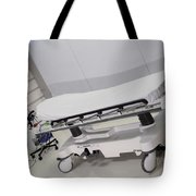 Hospital Gurney Tote Bag