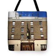 Hotel Yorba Tote Bag