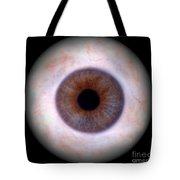 Human Eye Tote Bag