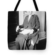 Ida M. Tarbell (1857-1944) Tote Bag
