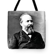 James A. Garfield, 20th American Tote Bag