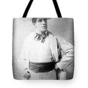 James J. Corbett Tote Bag