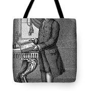 Jean Jacques Rousseau Tote Bag