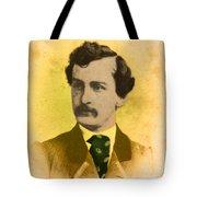 John Wilkes Booth, American Assassin Tote Bag