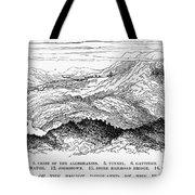 Johnstown Flood, 1889 Tote Bag