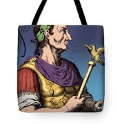 Julius Caesar, Roman General Tote Bag