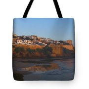 Kasbah Des Oudaias, Rabat Tote Bag by Axiom Photographic