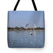 Lagoon. Venice Tote Bag